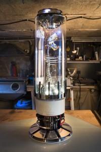 sculpteur luminaire