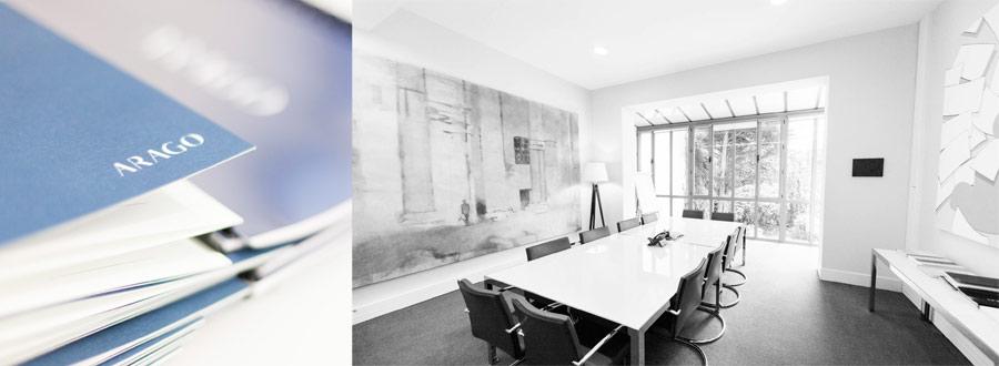 Photographies de bureau, espace de travail.