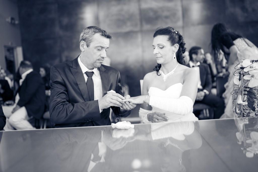 Reportage de mariage Marie Neige et Pierre.