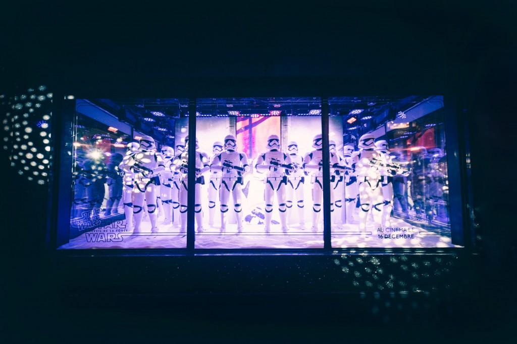 Soirée privée Galeries Lafayette