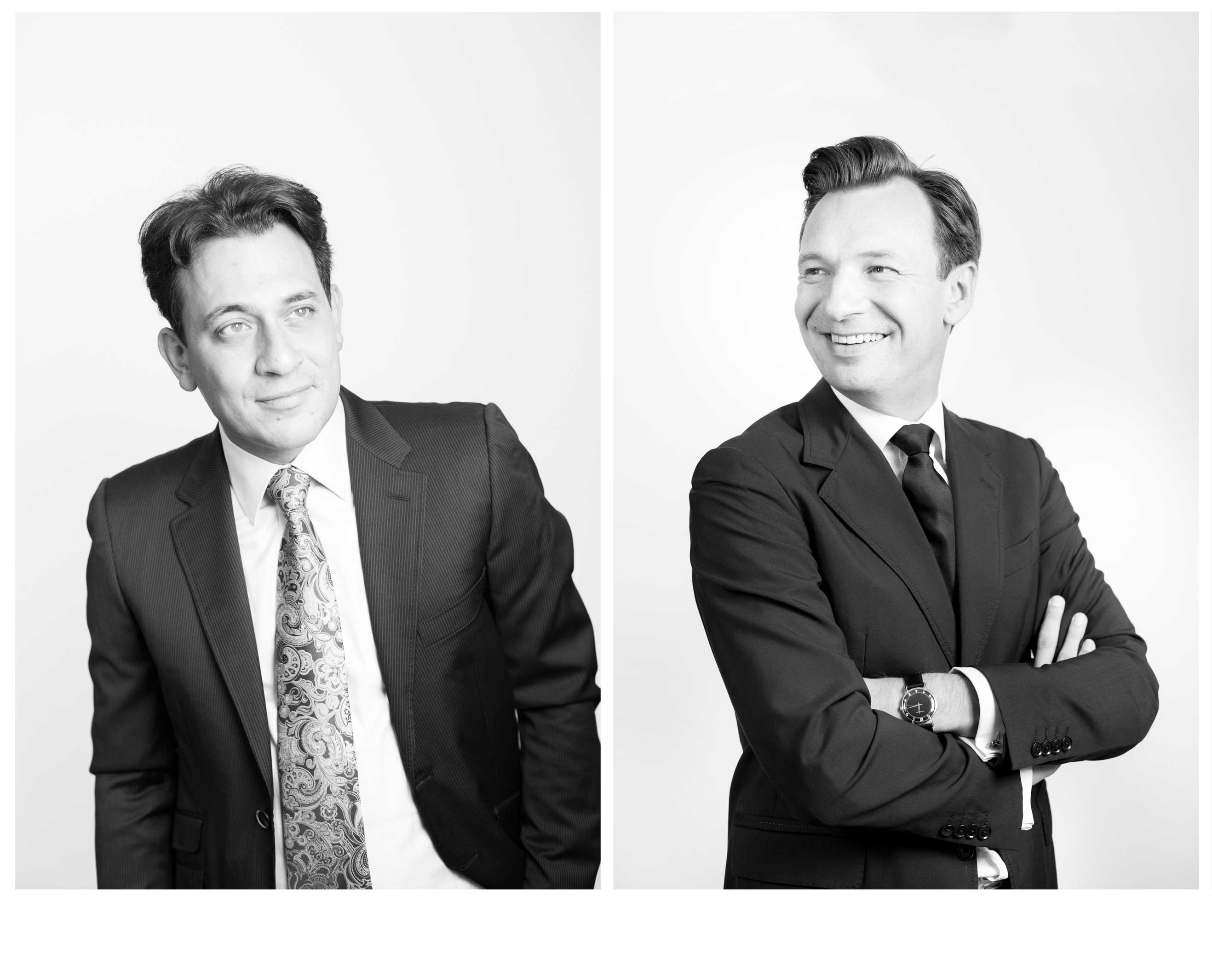 Portraits entreprise corporate